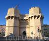 Фотография Ворота Торрес де Серрано