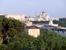 Первым способом посмотреть на Мадрид с высоты стал Teleferico. Это фуникулер, который везет вас от парка De la Montaña до Casa del Campo. Можно прокатиться туда и обратно, не выходя из кабины, что мы