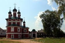 Фёдоровская церковь Богоявленского женского монастыря. 1818 год.