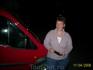 гоняющая красная машина