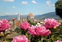 Флорентийский сад Роз