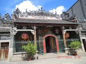 храм в нан-чанге