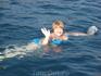 Какая прелесть!Купаться в открытом море!!!!!