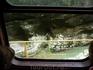 Вид из окна вагончика