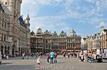 Общий вид площади Гран-плас