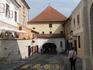 Каменита врата (каменные ворота) XIII век.