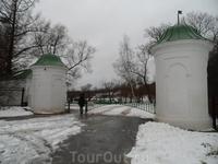 Музей-усадьба Л.Н. Толстого «Ясная Поляна» въездные ворота