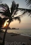 пляж нашего отеля