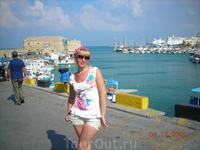 Ираклион - столица Крита