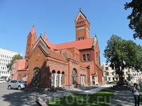 Костел Святого Симеона и Елены.