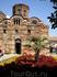 Церковь Христа-Пантократора, датируемая XIV веком, представляет собой крестовокупольный храм. К сожалению, церковь дошла до наших дней лишь в развалинах: ...