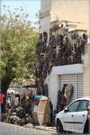 сувениры на улице Дакара