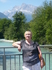 Река Зальцах-горная,быстрая,если разольется,то мало не покажется!