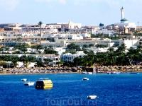 Курорт Шарм эль Шейх-Бухта Наама Бай- отели и бутики, кафе и рестораны, дискотеки и атракционы, пляжи, суда и, катера на стоянке всегда ждут Вас...