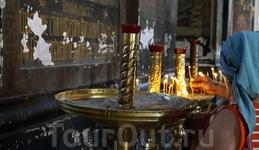 храм в Новом Афоне