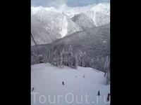 Чёрные трассы &quotГазпрома&quot. Ну очень классно при большом снеге!
