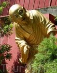 Заинтересованный Будда.