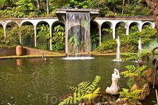 Прекрасен  тропический сад Monte Palace