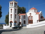 Церковь Св. Спиридона в Теологосе.