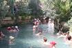 бассейн с минеральной водой..... наверное в нем неплохо когда мало народа.... а так делать нечего