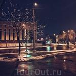 Зимний Ташкент 2016