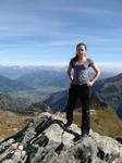 Kitzsteinhorn з видом а Zell am See
