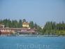 Вид с озера Гарда