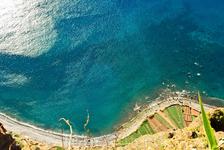 Кабо Жирао. До воды 560 метров