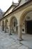 Внутренний двор Армянского собора - храма Успения Пресвятой Девы Марии. Сам Собор будет немного попозже.