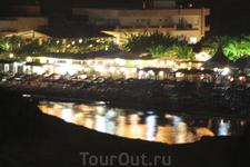 ночной Бали, только одна из бухт
