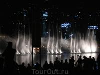 Шоу &quotПоющие фонтаны&quot