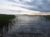 Залив озера Нещердо