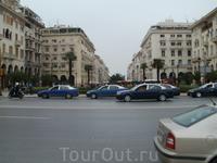 Город Салоники улица Аристотеля 1