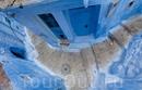 Синий край или город Шефшауен в Марокко