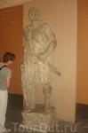 В Тиранском национальном музее