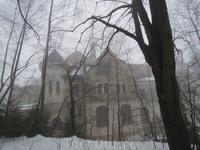 """ Карканош""- зимой 2011 г. на реконструкции"