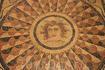 В некоторых дворцах Родоса сохранилась многовековая мозаика