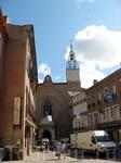 Перпиньян. Католический храм св. Иоанна Предтечи