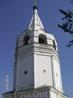 верхняя часть колокольни - рядом с собором