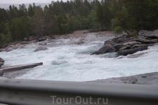 тихая норвежская речка