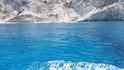 потрясающий цвет воды на Лефкаде