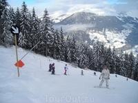 Фото 1 рассказа Австрия Майрхофен