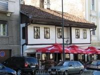 Самая старая кофейня на улицах Белграда. Сохранилась в первоначальном виде.