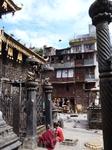 Асан Базар - древний исторический, культурный, религиозный и торговый центр долины Катманду.