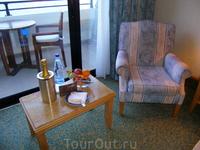 номер в отеле Amathus Limassol
