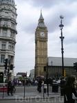 Площадь парламента и Биг Бен.