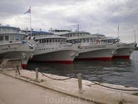 Речной порт Самары