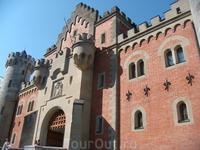 Иду в замок Нойшвайнштайн