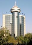 Здание банковских ассоциаций Узбекистана.