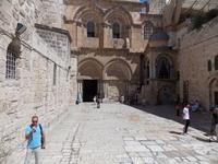 площадь перед Храмом ГРоба ГОсподнего